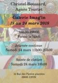 Exposition Christel Boussard et Agnès Proal-Tourtet