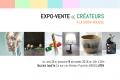 Expositions Isabelle Poudret, Véronique Levesque, Julien Richetti, Gérald Pierre Bés, Alexandra Michel et Pascale Pineau