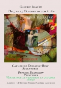 Exposition Catherine Demauge-Bost et Patrick Blanchon