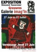 Exposition Vincent Tavernier - Gravures