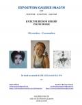 Exposition Jocelyne Besson Girard et Sylvie Moine