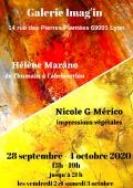 Nicole MERICO et Hélène MARANO