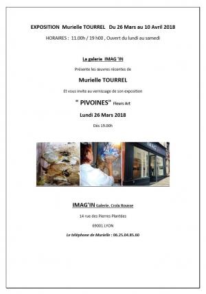 Exposition Murielle TOURREL