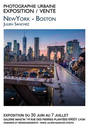Exposition de Julien Sanchez