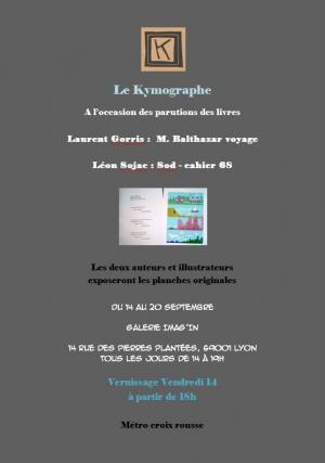 Laurent Gorris - Leon Sojac