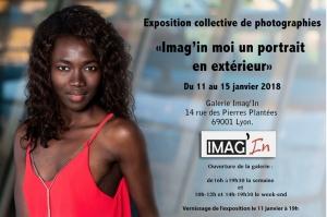collective du 11 au 15 janvier 2018 - Imag'in moi un portrait extérieur