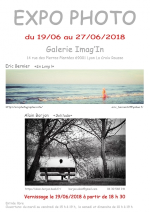 Alain Borjon et Eric Bernier