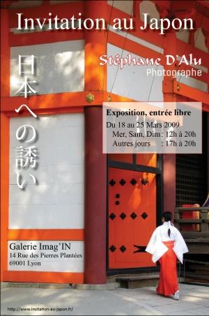 Invitation au Japon