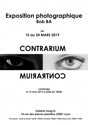 Exposition Bob El Hadji Ba