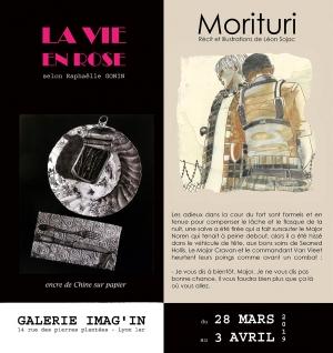 Exposition Leon Sojac et Raphaelle Gonin