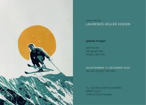 Laurence Hoden Peintures et sérigraphies