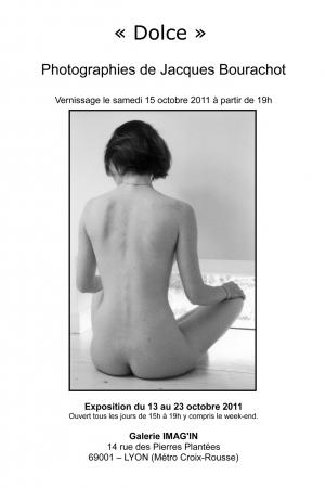 "Exposition Jacques Bourachot "" Dolce """